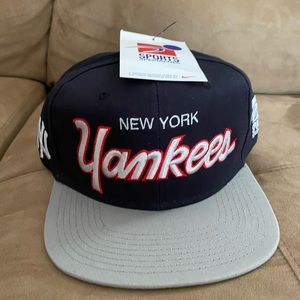 Vintage Nike Sports Specialties NY Yankees Hat